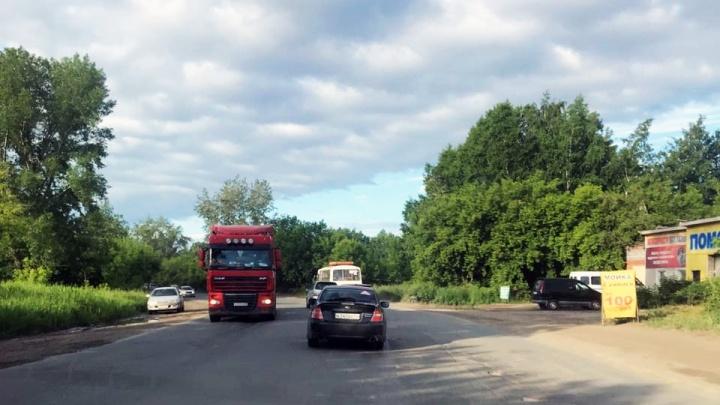 До «Родников» начали строить две дороги за 258 миллионов