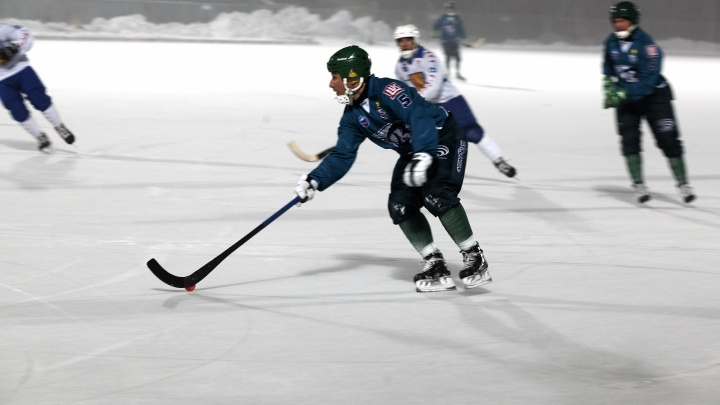 В Архангельск вернется чемпионат мира по хоккею с мячом