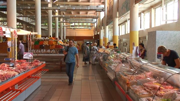 Золотое мясо. В Ярославле отказались по-модному обновлять рынки