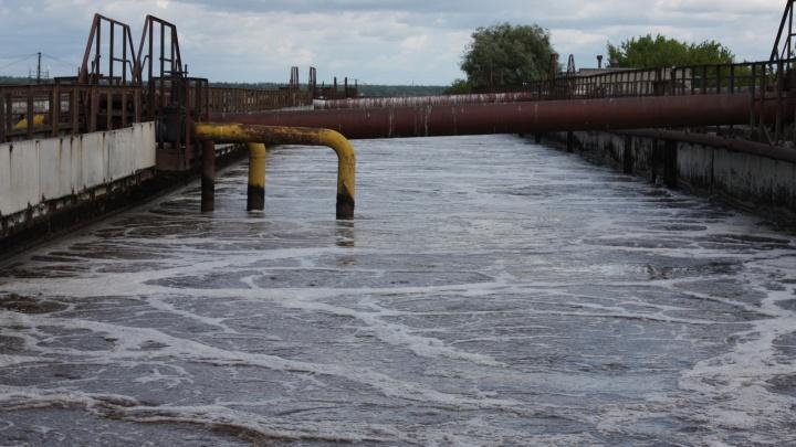 Водоотведением в Варгашах вместо «Водного Союза» займётся другая организация
