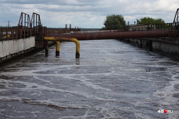 «Водный Союз» обслуживать водоотведение в Варгашах больше не будет
