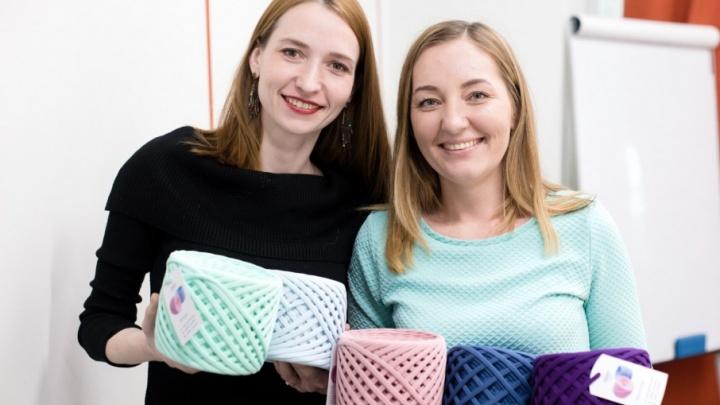 Бизнес в декрете: две подружки из Челябинска зарабатывают на «бабушкиных идеях»