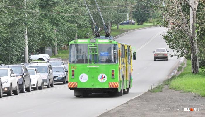 Из-за ремонта моста придется временно закрыть два троллейбусных маршрута