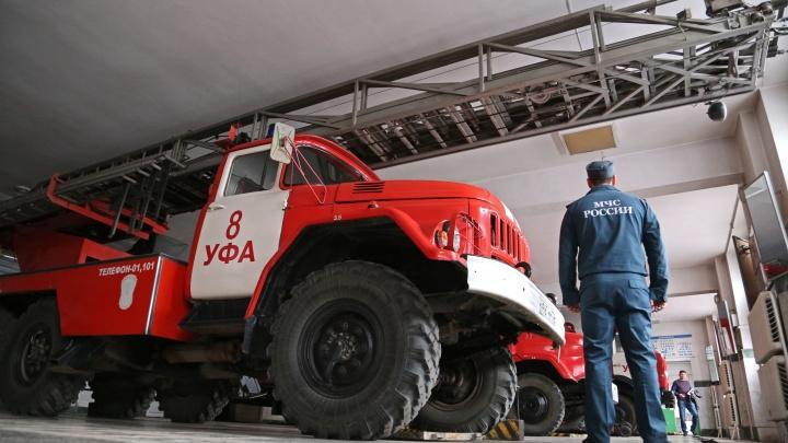 Уфимских пожарных ждет массовое увольнение