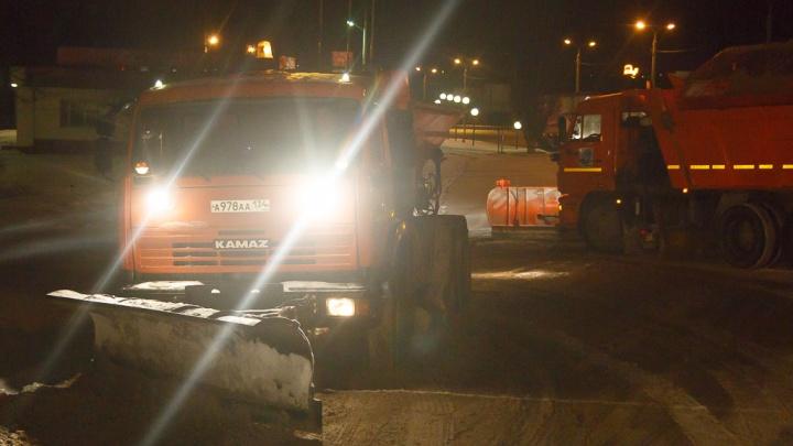 Дорожники Волгоградской области предупредили о сложной ситуации на магистралях