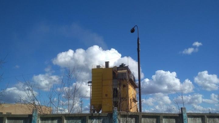 За порчу воздуха завод в центре Ярославля дважды оштрафовали на 500 тысяч рублей
