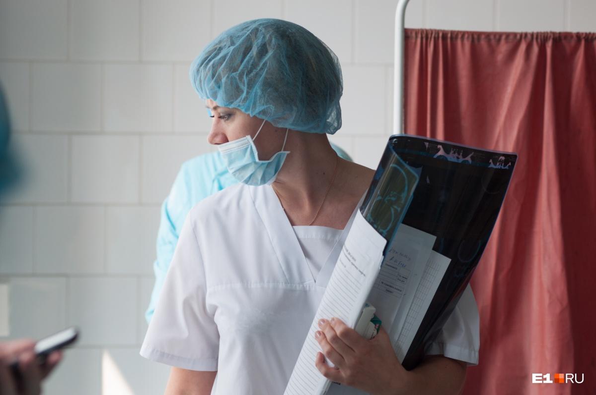 Особенно низкие зарплаты у медсестер и санитарок
