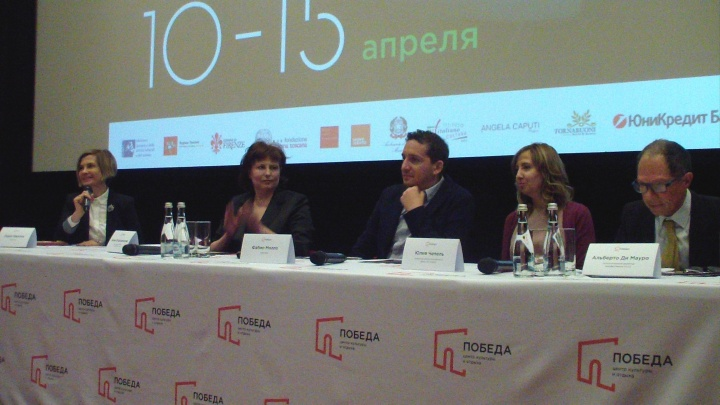 Итальянский режиссер прилетел на премьеру своего фильма в Новосибирске