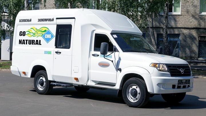 Почти дом на колёсах: УАЗ показал новый внедорожник для рыбалки и охоты