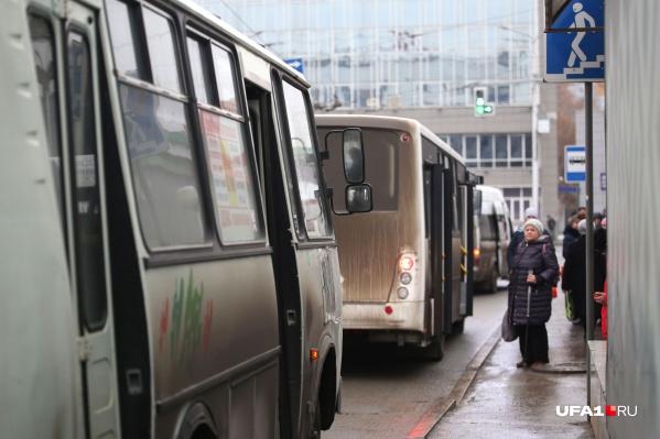 Ездить новые маршрутки будут до Центрального рынка