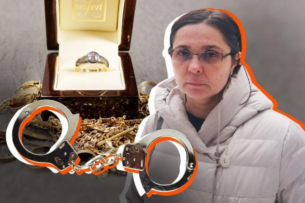 Ирина Морина считает, что ее необоснованно обвинила в крупном хищении бывшая начальница фирмы