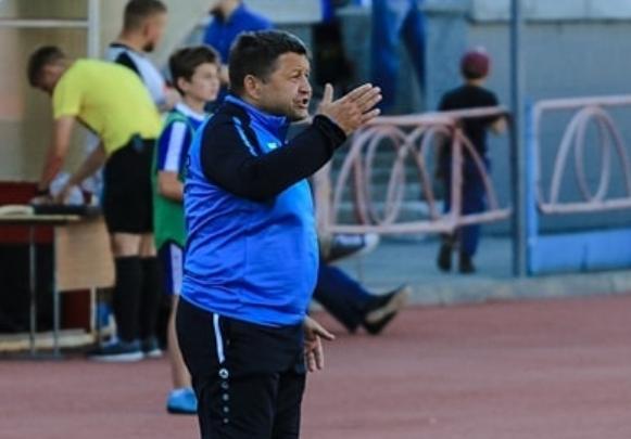 Футбольная «Сибирь» рассталась с главным тренером