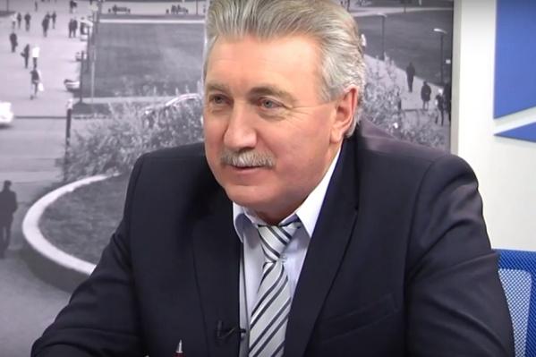 Бориса Сенькова назначили главой администрации Советского округав ноябре 2012 года