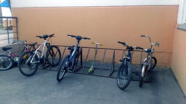 Парень украл 7 велосипедов с балконов и из подъездов и получил 2,5 года колонии