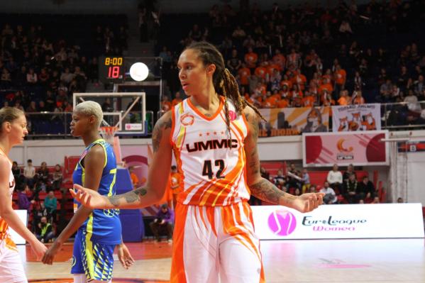 При этом уральские баскетболистки остаются лидерами Евролиги и Премьер-лиги