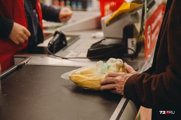 Пострадавшие лишались денег спустя месяц после посещения магазина