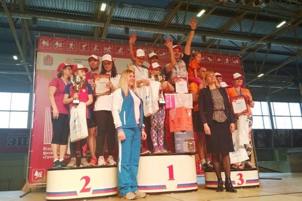 Семья Оноприенко получила больше всех баллов, но не прошла в финал, потому что дедушка старше, чем предполагает регламент конкурса