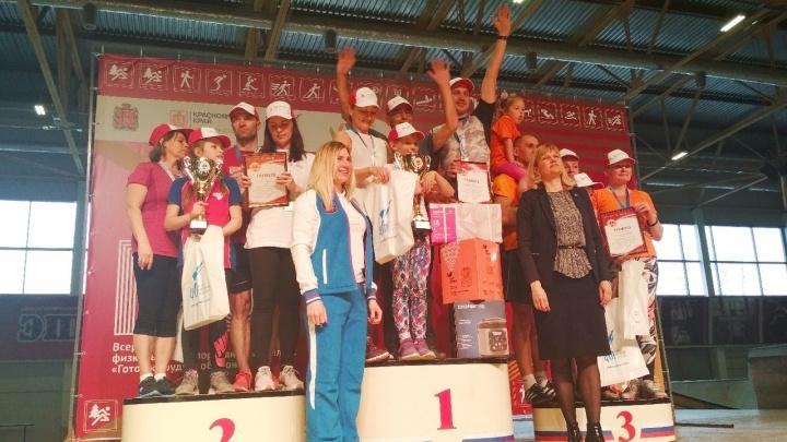 В крае выбрали самую спортивную семью и отправляют её на соревнование в Сочи