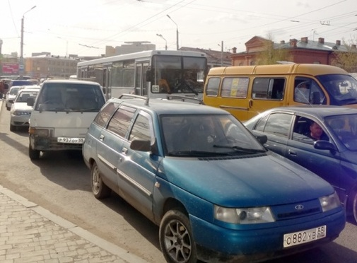Стояние на Копылова