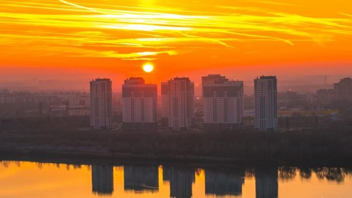 Блогер Варламов включил нижегородские закаты в топ-10 красот России