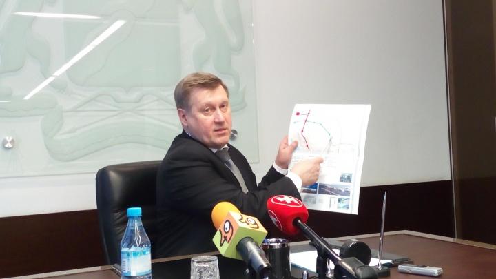Сам Путина не видел, но бумаги передал: Локоть рассказал, что отдал президенту план развития метро