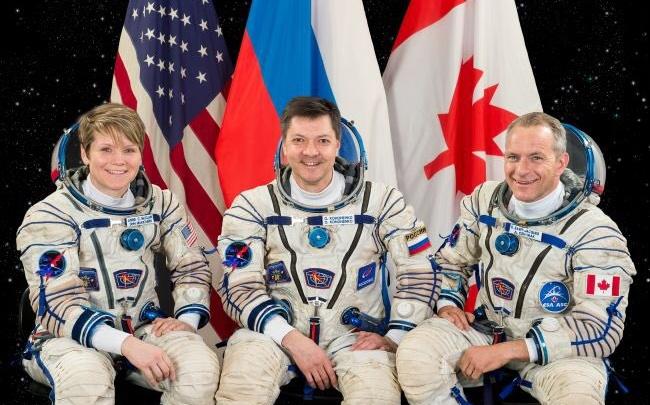 Самарский космонавт Олег Кононенко полетит на МКС 3 декабря