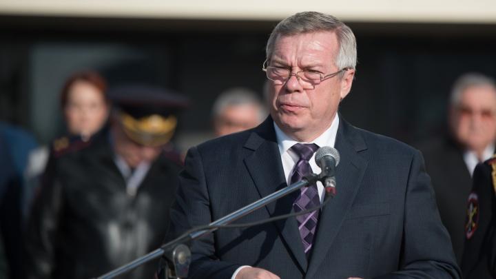 Губернатор Ростовской области высказался о деле Быковской и работе центра по утилизации медотходов