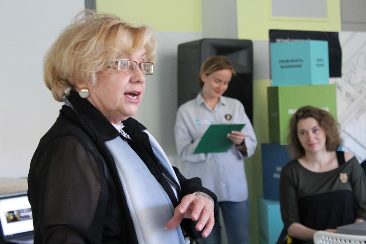 Светлана Мишланова: «Перед педагогом стоит задачка-то нехилая: быть человеком из будущего»