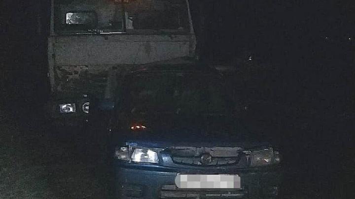 Трехлетний ребенок пострадал в аварии с участием «Мазды» и «Нивы» в Башкирии