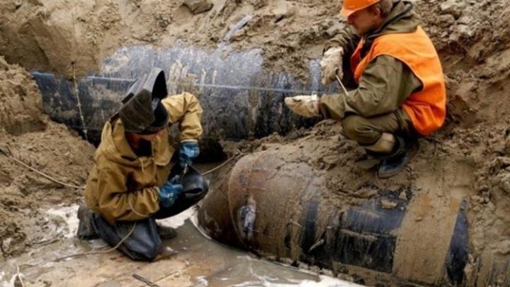В Кургане частично перекроют улицу Омскую. «Водный Союз» начал ремонт коллектора