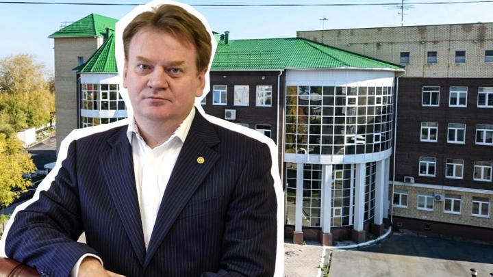 Главный врач «Медгорода» после скандалов ушёл на повышение