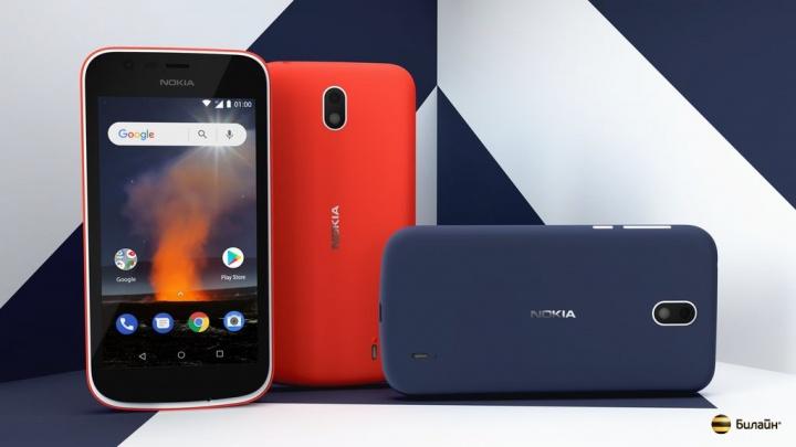 Только в магазинах «Билайн»: стартовала эксклюзивная продажа смартфонов Nokia