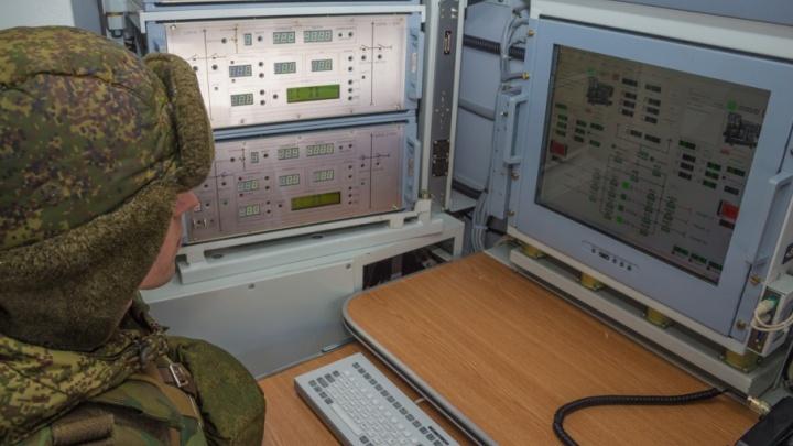 В Курганской области ликвидируют «техногенную аварию»: военные проводят учения