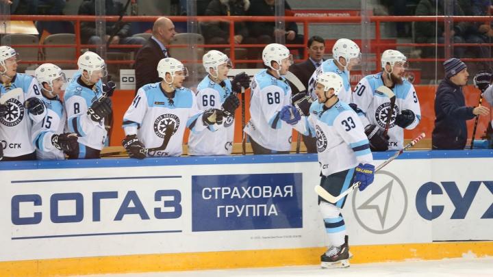 Смогли повторить: «Сибирь» обыграла хабаровский «Амур», продолжив серию побед