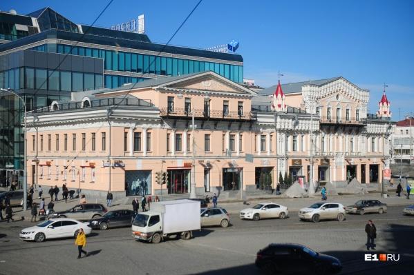 Дом Коробковых — каменное сокровище Екатеринбурга, от которого остался только фасад