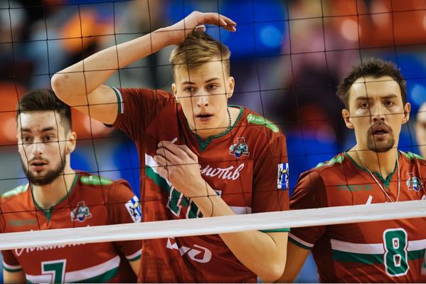 Новосибирская команда обыграла соперников во всех трёх сетах