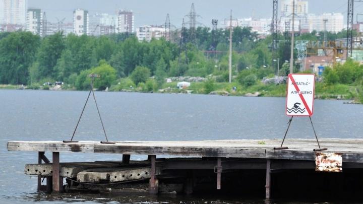 Роспотребнадзор признал безопасным для купаниятолько один свердловский водоем
