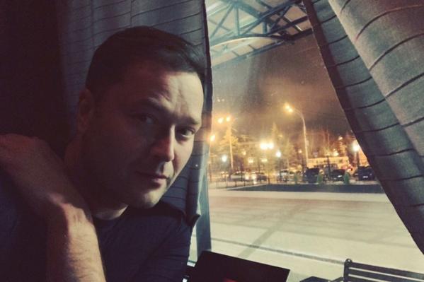 Никита Исаев умер в поезде по пути из Тамбова в Москву<br>