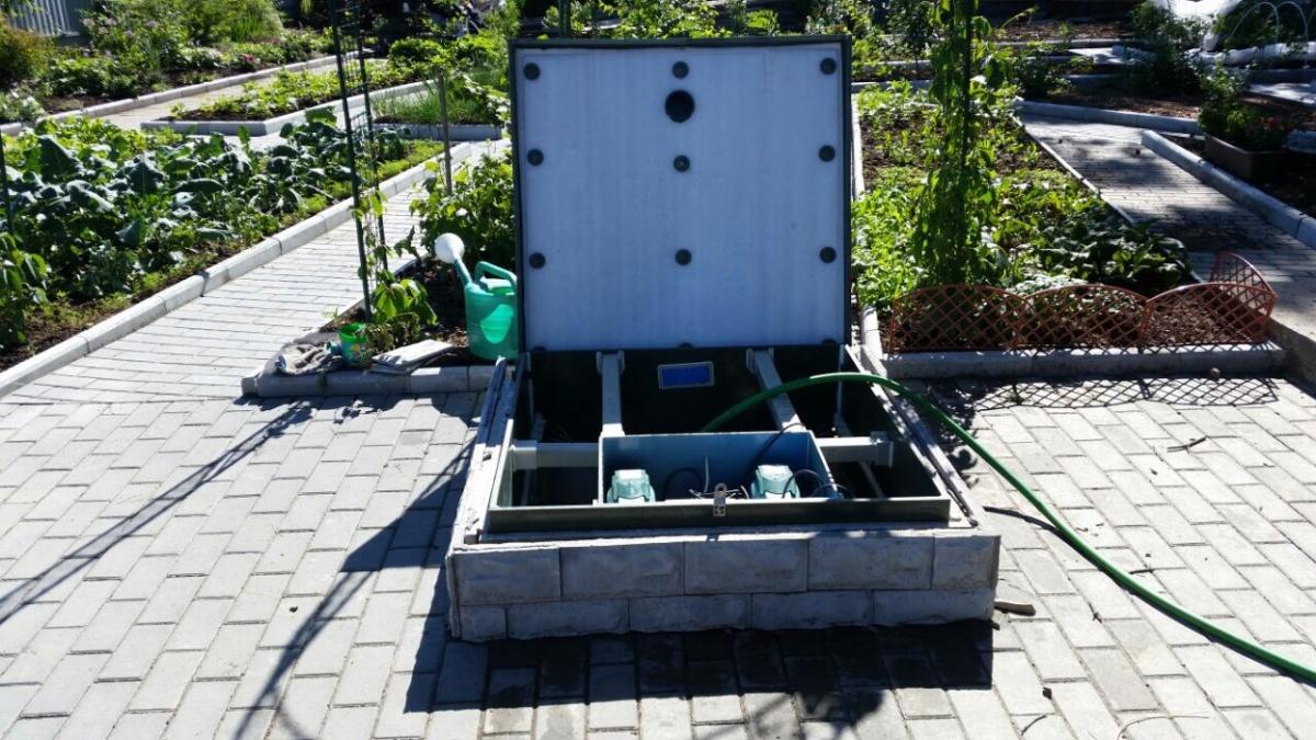 Как решить проблему очистки сточных вод в загородном доме