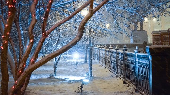 «Яндекс» нанёс новосибирскую погоду на онлайн-карту