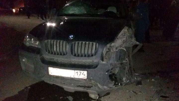 В Челябинской области пассажир «десятки» погиб после ДТП с BMW X6