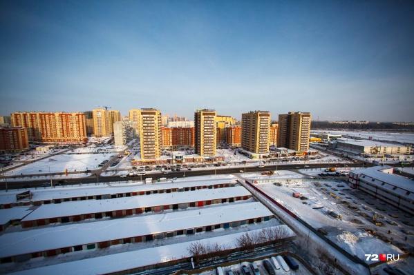 31 декабря тюменцы приобрели 50 квартир на вторичном рынке
