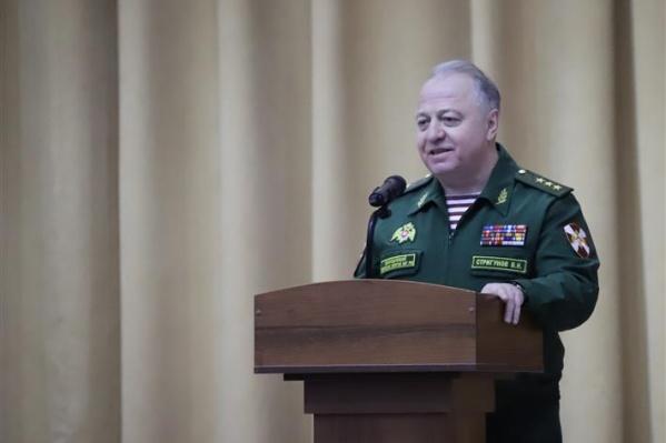 Ранее Стригунов занимал должность командующего войсками Сибирского округа войск нацгвардии России