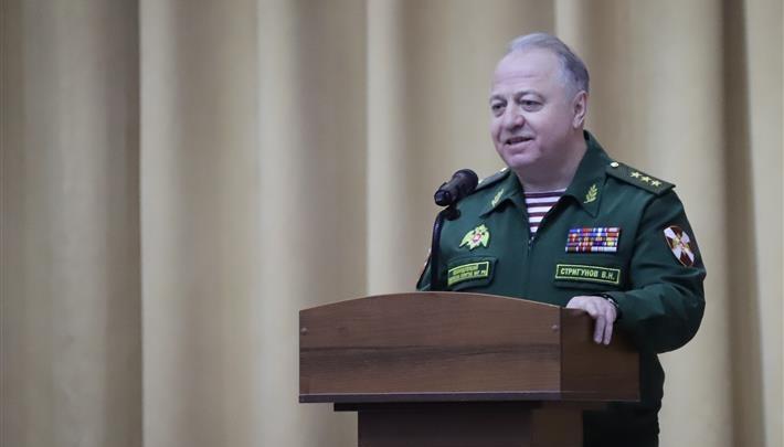 Стригунова назначили первым замглавы Росгвардии — осенью у его семьи нашли коттедж в элитном посёлке Новосибирска