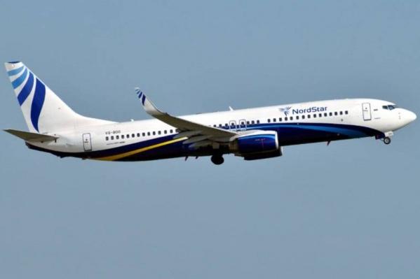 В авиакомпании смогли оперативно найти замену самолету с трещиной