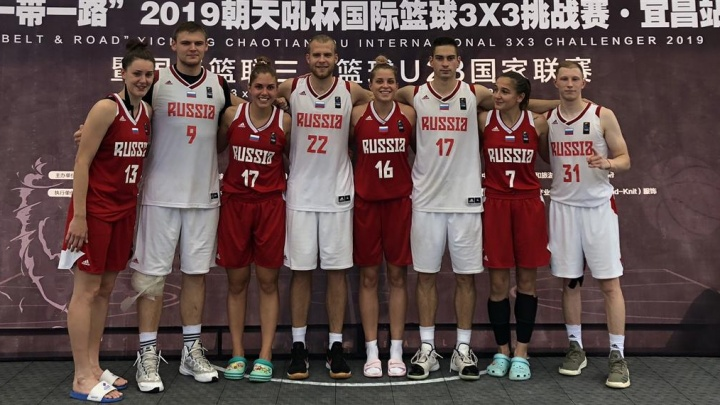 Новосибирская баскетболистка выступит за молодёжную сборную России в финале Лиги наций