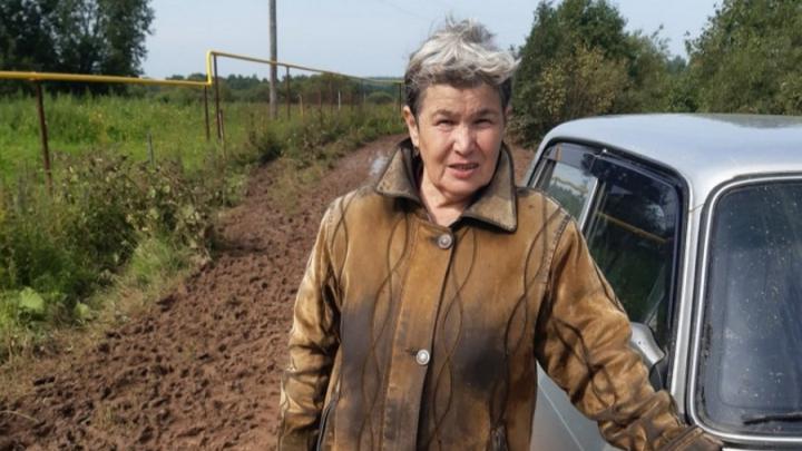 «Вышла к речке»: в Прикамье нашли пенсионерку, которая заблудилась в лесу