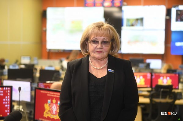 Людмила Бабушкина считает, что депутаты гордумы должны помогать в работе над изменением налога