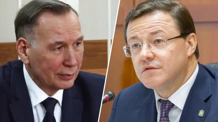 Бывший глава РКЦ «Прогресс» стал обладателем почетного знака