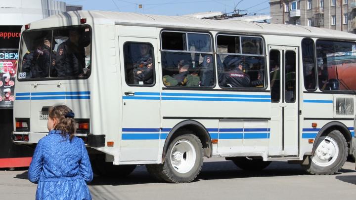 Приедут на удобных креслах: МВД купит 4 автобуса для сотни полицейских